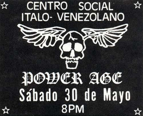Pase Power Age (1981)