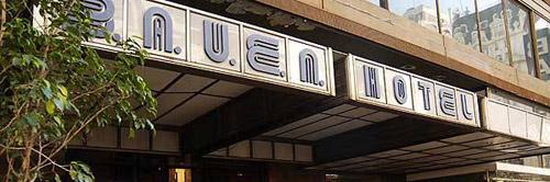 Fachada del Hotel BAUEN