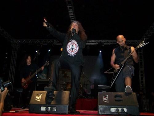 Gillman en Maracaibo 2011