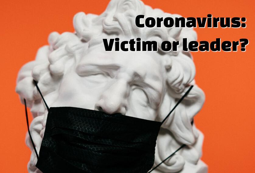 Victim or leader
