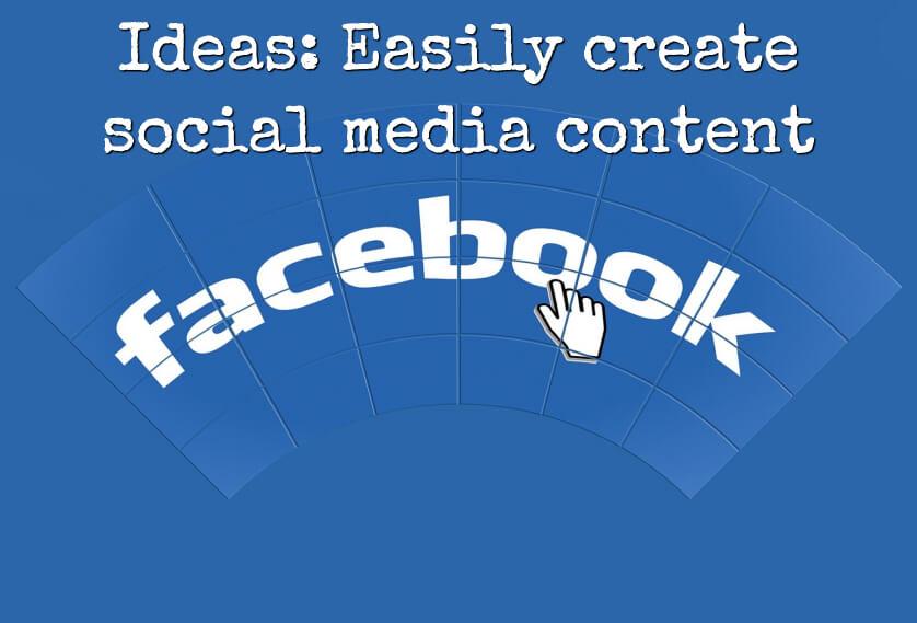 Episode 36: IDEAS: Easily create social media content