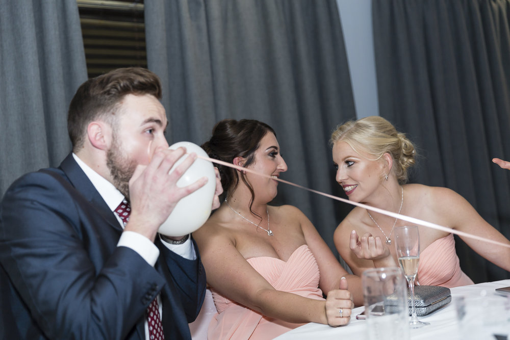 Jade and Mark's Wedding Photography, Prestwich