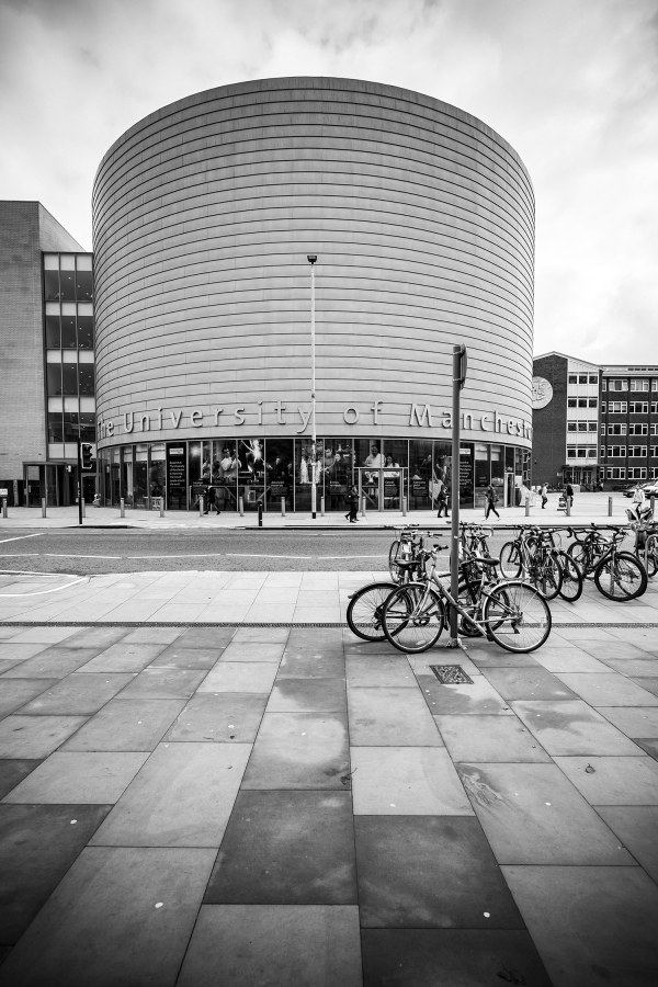 The University of Manchester Manchester Landscapes Architecture