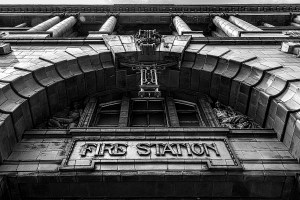 London Road Fire Station, Manchester Urban photograph Manchester Landscapes Architecture