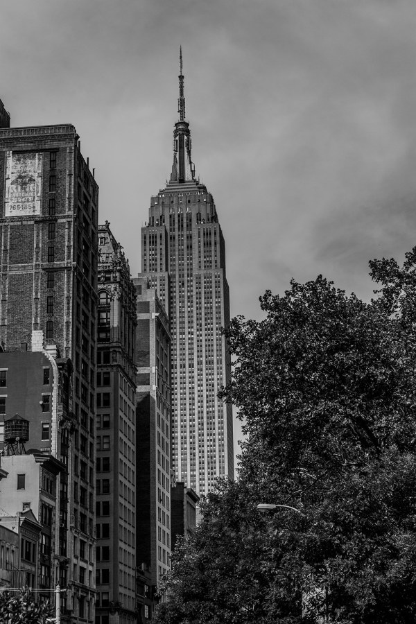 Empire State Building, New York New York Landscapes Architecture