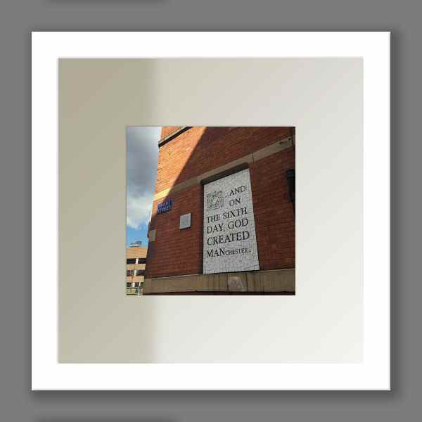 God Created MANchester | Micro Manchester Series Micro Manchester colour