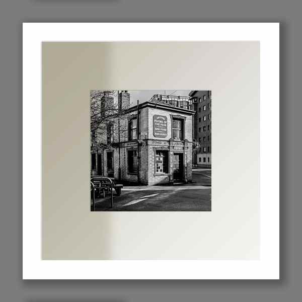 Peveril of the Peak Public House | Micro Manchester Series Micro Manchester colour