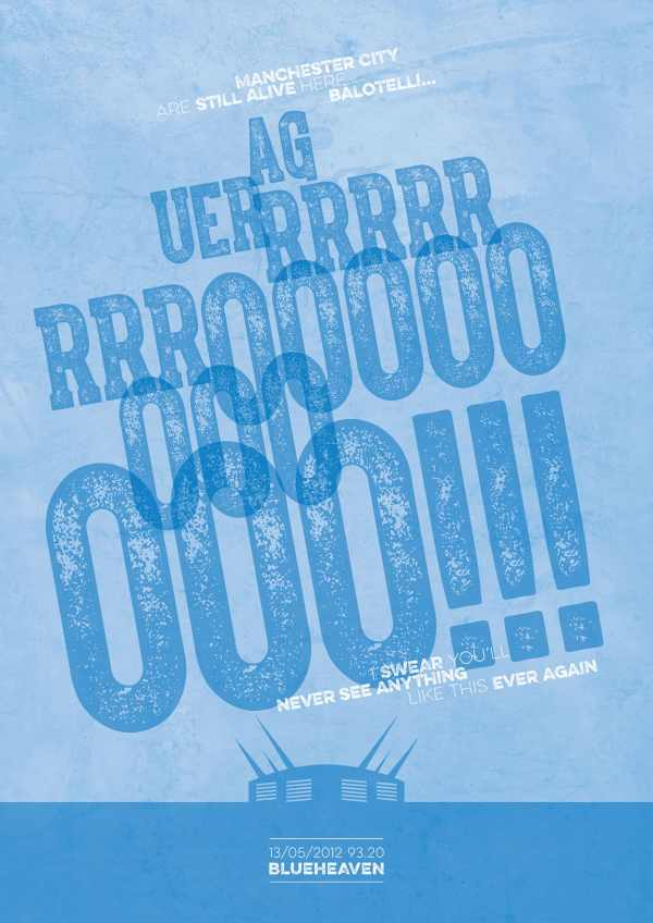Aguero Commentary Print Poster Art and Gift Ideas Aguero