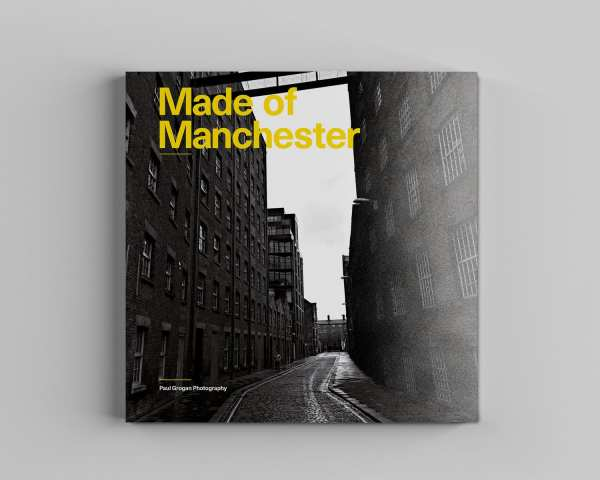 Made of Manchester Photo Book Gift Ideas Coffee table book