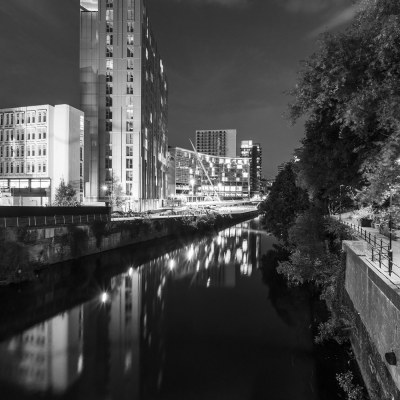 The Lowry Hotel, Portrait Black and white Manchester Landscapes Architecture