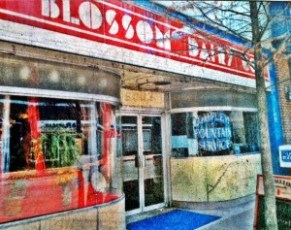 Blossom Deli... We will miss you!