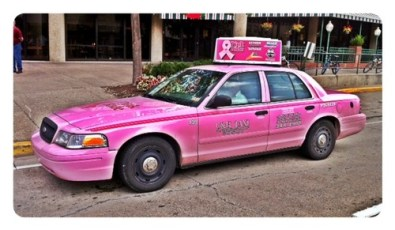 Pretty in Pink or Mary Kay Cab?