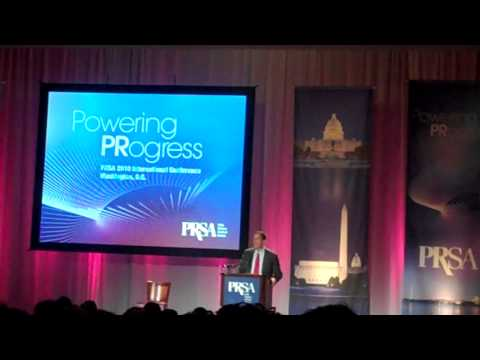 POLITICO's Jim VandeHei Offers Advice to Marketers | ComPRehension #PRSA_IC #PRSA10 via @statenewswire