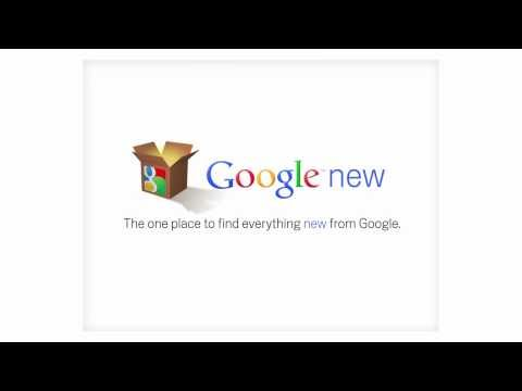 The new place to find everything NEW from Google!