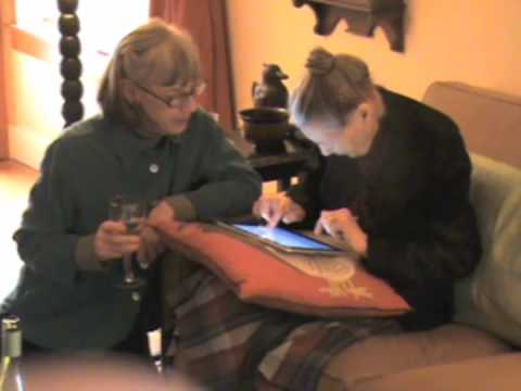 How the iPad Has Changed One 99-Year-Old Woman's Life [VIDEO]