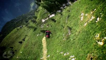 It's unreal that humans do this!! Amazing Wingsuit Sky Flying Video