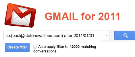 Gmail2011