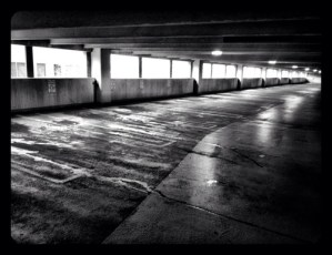 Funny. The 2nd floor 'reserved' spots in my parking garage today...