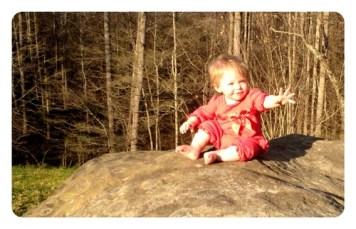 Lily Rocks!