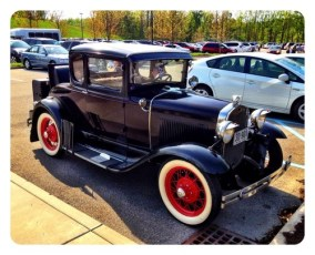 Old Folks Car