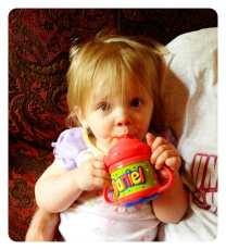 Lily got Daniel's cup