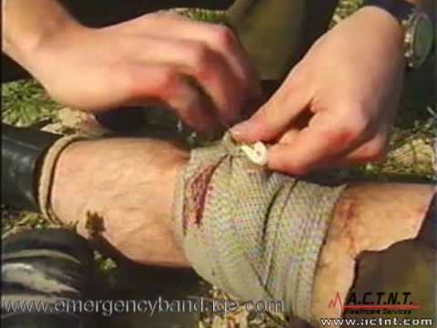 Israeli Emergency Bandage – Must have EDC gear