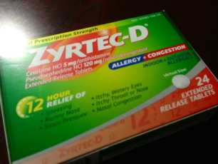 Practically had a body cavity search to buy some Zyrtec