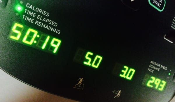 3-6 Miles a Day at Lunch – My New Cardio Commitment