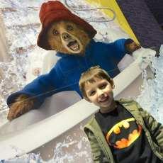 Grr! Kids really enjoyed Paddington