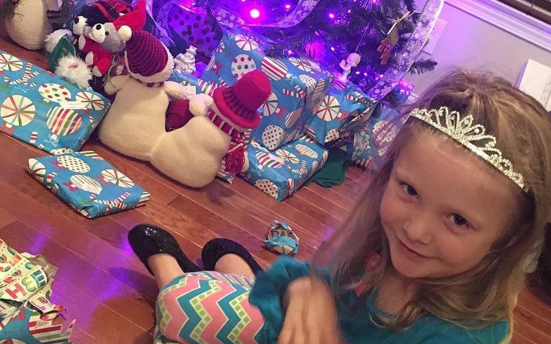 Christmas Eve princess