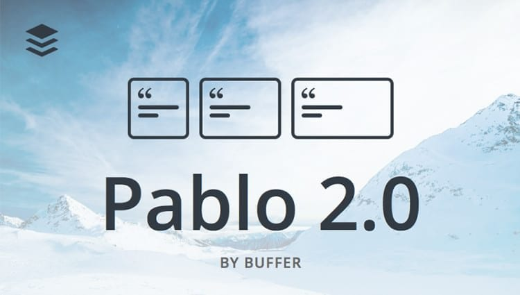 Easy Free Tool to Create Social Media Graphics (Pablo by Buffer)