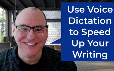 Day007 / Use Voice Dictation to Speed Up Your Writing
