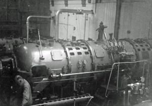 SWEHS_5.2.006.jpg - Date 1950 - Dorchester Street Generating Station, Churchill Bridge. Commenced supply 1890.