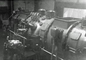 SWEHS_5.2.009.jpg - Date 1950 - Dorchester Street Generating Station, Churchill Bridge. Commenced supply 1890.