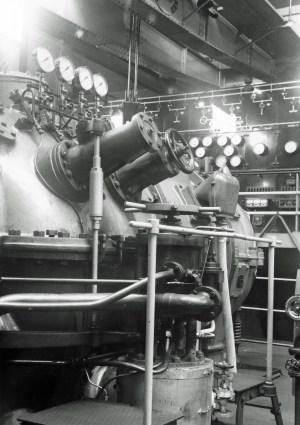 SWEHS_5.2.011.jpg - Date 1950 - Dorchester Street Generating Station, Churchill Bridge. Commenced supply 1890.