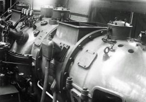 SWEHS_5.2.015.jpg - Date 1950 - Dorchester Street Generating Station, Churchill Bridge. Commenced supply 1890.