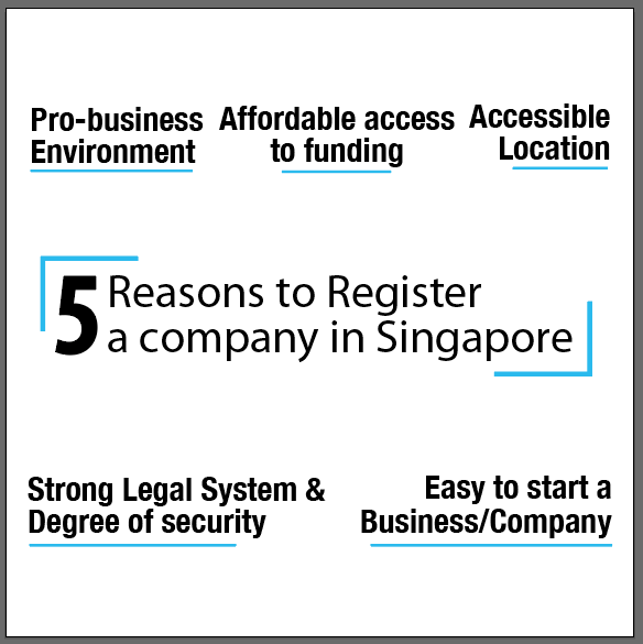 reasons to register company in Singapore