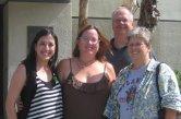 Jackie, Jennifer, Christian, Birgit