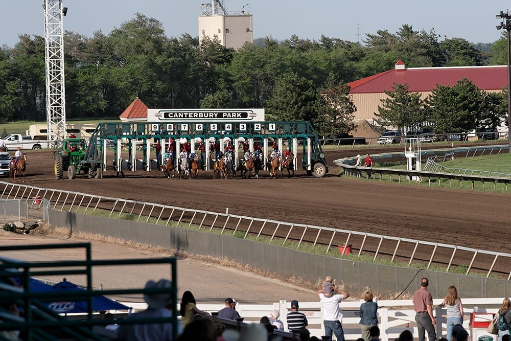 Canterbury Park Efforts Pay Off With Record Attendance