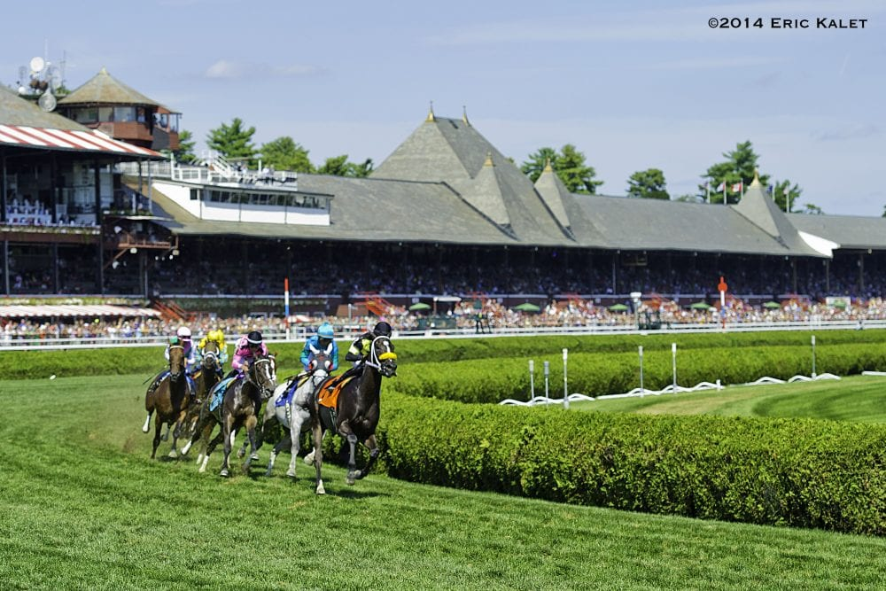 Nyra Beefs Up Travers Day Schedule Horse Racing News