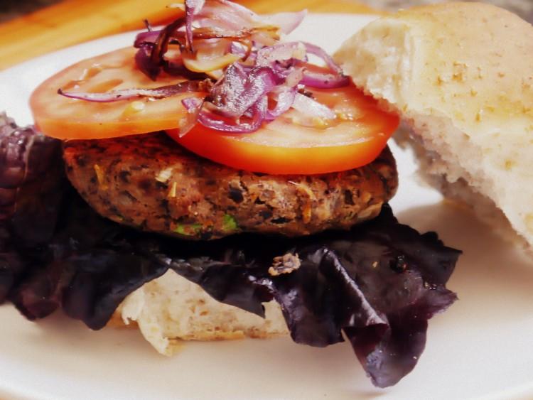 hamburguesas de poroto comidas economicas