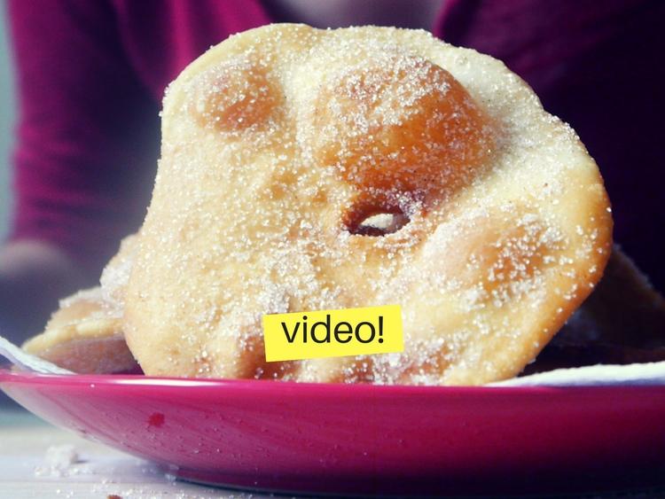 Fritas Receta Hacer Como Tortas