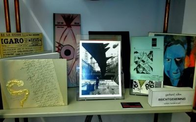 Von  Dada bis Fluxus, vom Pressendruck zur Fotokunst