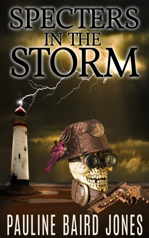 Book Cover: Specters in the Storm
