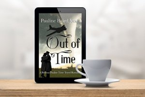 Image of Out of Time with cup of coffee