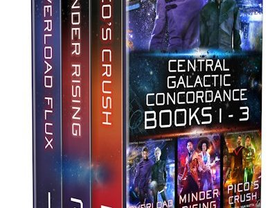 Why Carol Van Atta Wrote The Central Galactic Concordance Collection, Books 1-3