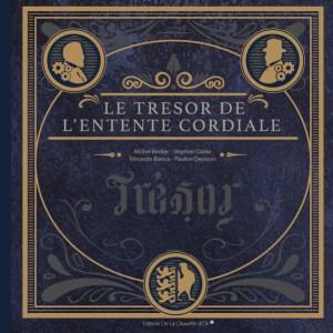 Couverture de la chasse au trésor de l'Entente Cordiale - Français