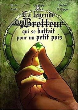 Image de couverture de La légende du Bretteur