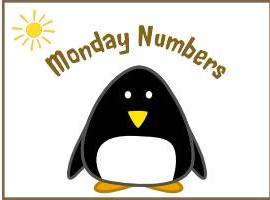 Your Monday Number!