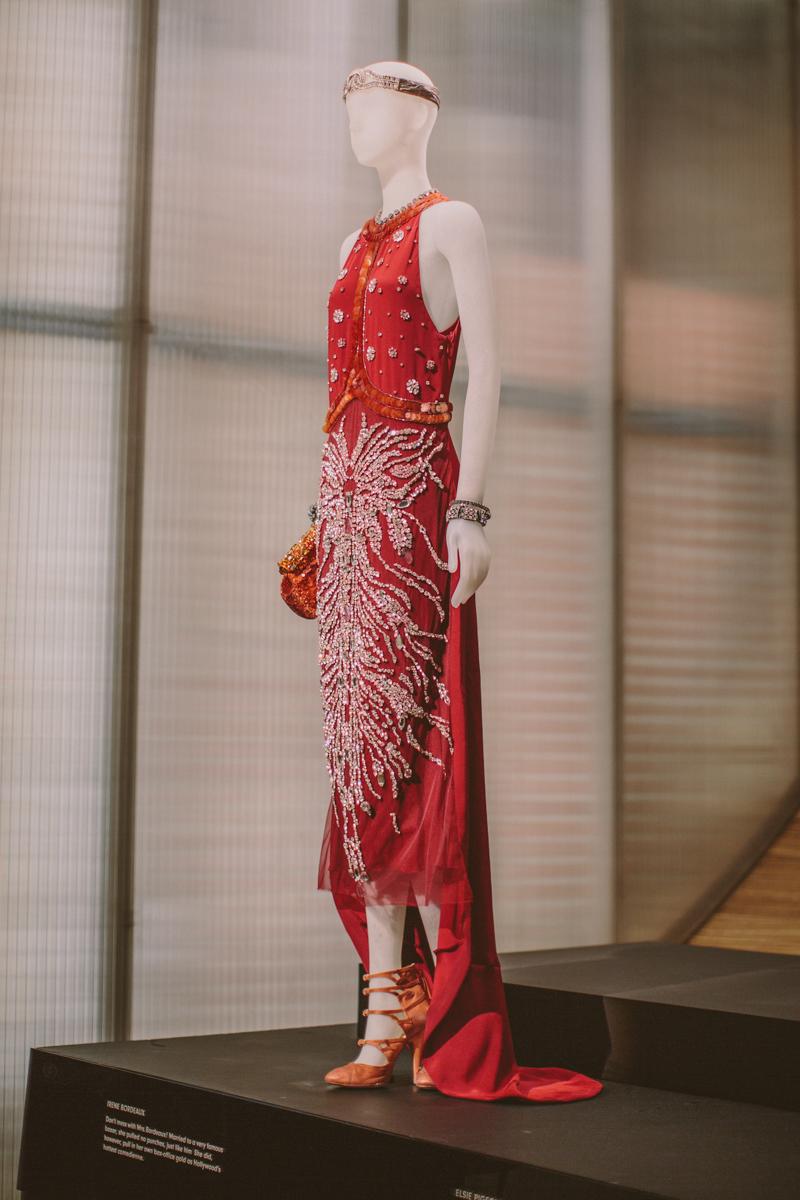 prada exhibition Dress Gatsby the great Gastby costumes PAULINEFASHIONBLOG.COM  Dress Gatsby